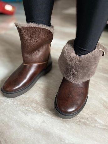 Угги ботинки 35-36 р фирма Днепровский Букин