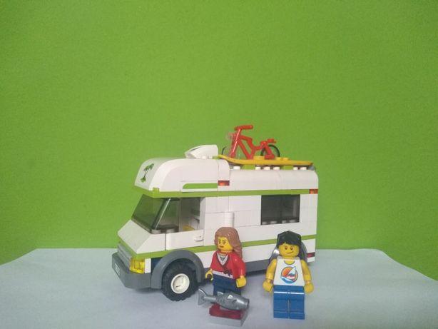 LEGO City 7639 - Kamper