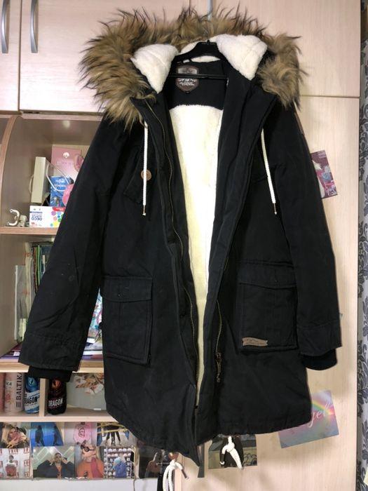 Куртка зимняя Вишневое - изображение 1