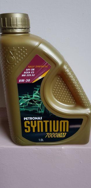 Olej 0W30 Petronas Syntium 4L