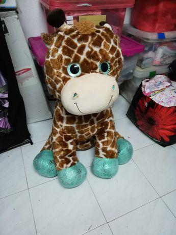 Peluche girafa 105cm