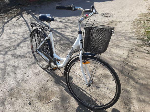 Велосипед дамка з европи