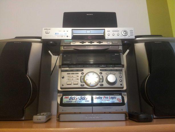 Sony zestaw audio-wideo