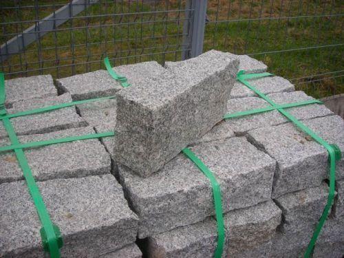 Obrzeże granitowe 10x20x40cm kostka granitowa krawężnik kamień murowy