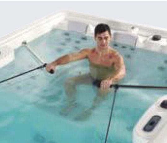 Swin spa fitness spa mergulho salgado piscinas