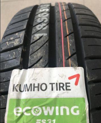 Летняя шина 185/65R14 Kumho Ecowing ES31 175/195/205-50/55/60R15/13/16