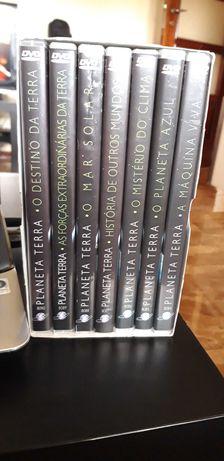 Série de dvd planteta terra