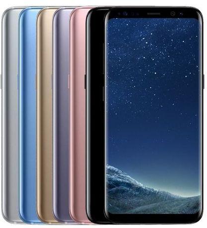Samsung Galaxy S8 + Plus 64gb Czarny/Szary/Niebieski