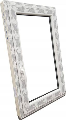 OKNA KacprzaK OKNO PCV 60X120 Nowe okno plastikowe