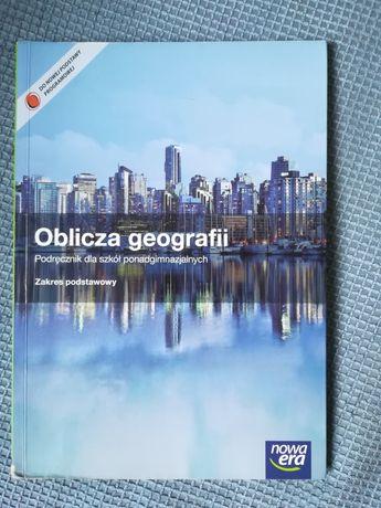 Oblicza geografii - podręcznik z geografii, zakres podstawowy