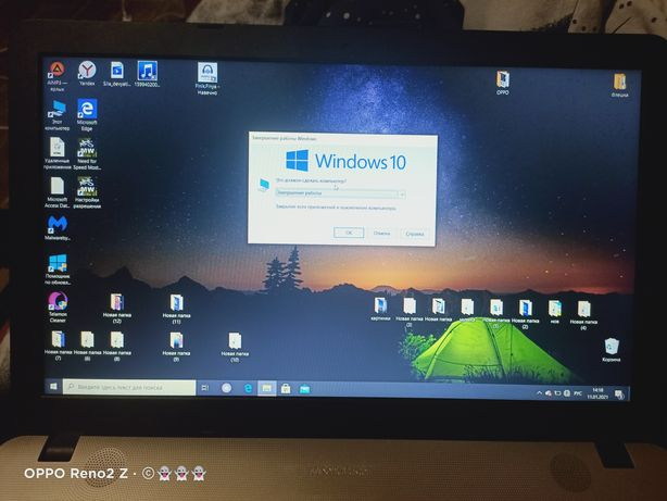 Ноутбук в хорошем состоянии Model X541S