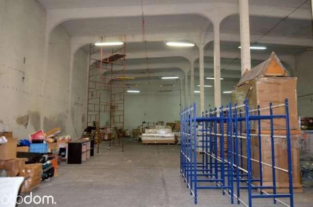 Wynajmę halę magazynową 300 m2 dzielnica przemysłowa