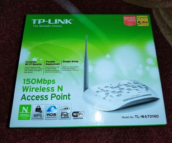 Беспроводная точка доступа TP-LINK TL-WA701ND