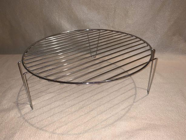 Grill Ruszt do mikrofalówki Whirlpool jak NOWY 35 cm