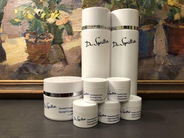 Баночки и флаконы от крема/косметики Dr. Spiller, Image Skincare