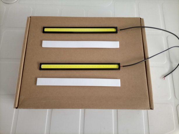 Par Lâmpada LED brancas para carro / Novo