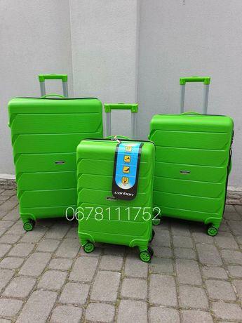 CARBON 2030 Німеччина валізи чемоданы сумки на колесах