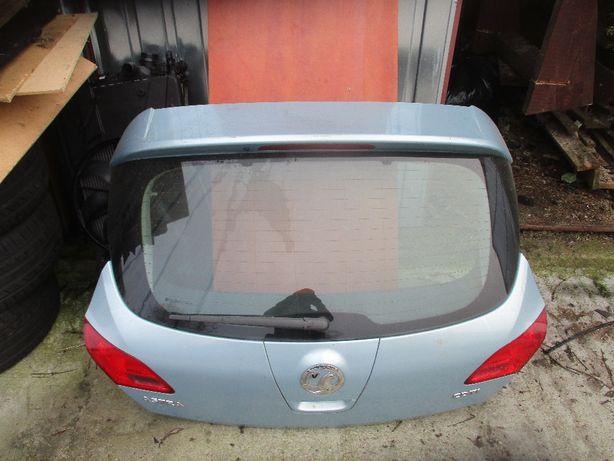 Opel Astra IV J klapa bagażnika kompletna Z21c