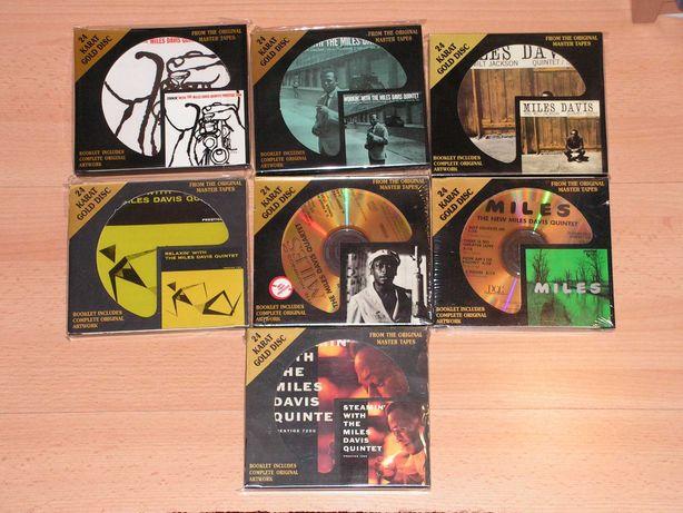Miles Davis DCC 24 karat gold