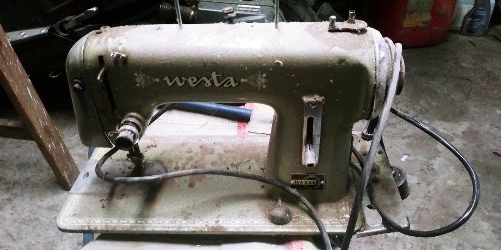 Maszyna do szycia Ostrzeszów - image 1