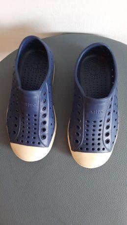 Native klapki na basen Crocs buty do wody