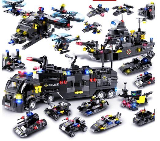 Лего lego police 710 деталей