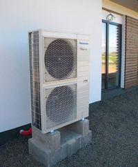 Pompa ciepła PANASONIC 9 kW KIT-WC09H3E8 montaż pompy ogrzewanie