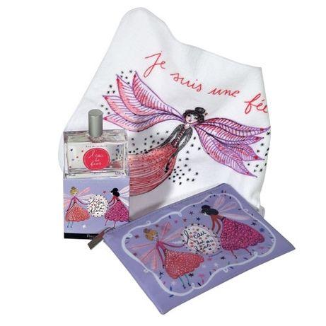 """Набор парфюмерии Fragonard """"Eau des Fées"""""""