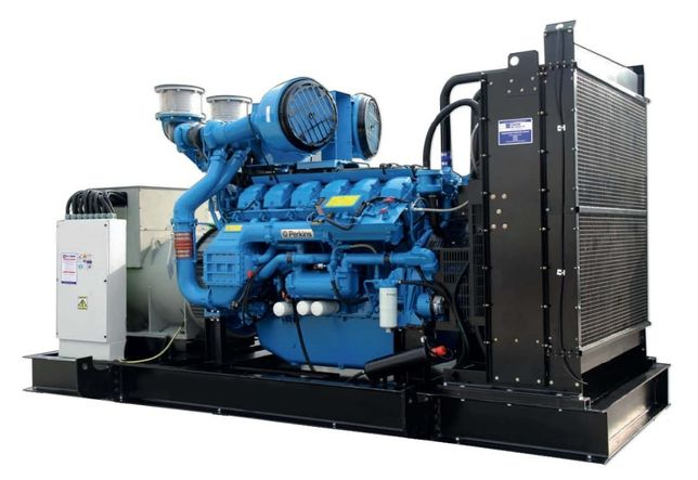 Дизельний генератор, електростанція 10-2000 кВт