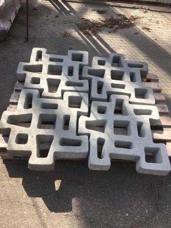 Плитка газонная решетка,плитка пенек на дорожки,плитка тротуарная