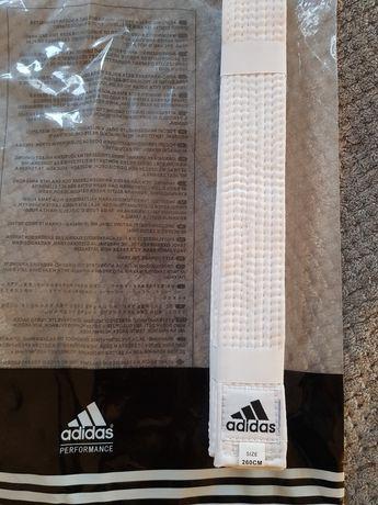 Pas 260 cm taekwondo olimpijskie adidas