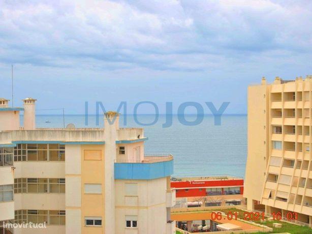 Apartamento T0 na praia da rocha com vista mar