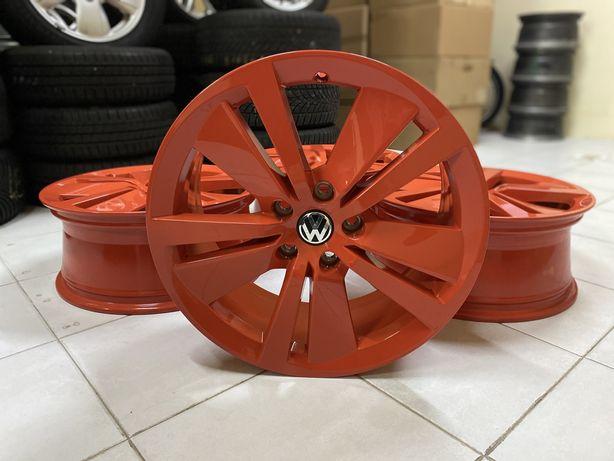 """Jantes 18"""" 5x112 Seat Leon Audi A3 Vw Golf Mini Skoda GT GTI fr sline"""