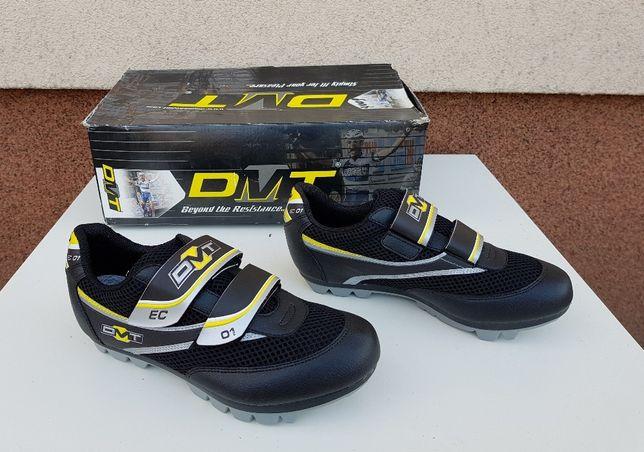 Nowe buty rowerowe DMT EC 01 r.37 23,5cm SPD