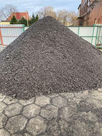 Kamień czarny kopalniany, berga, kamień, kruszywo drogowe