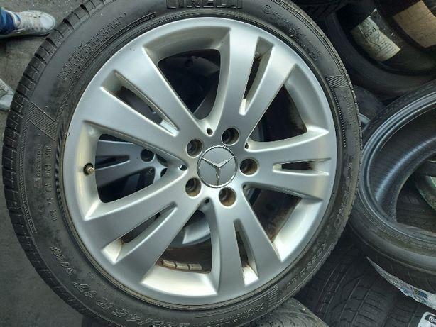 Felgi aluminiowe Mercedes 5x112 W2014 7,5Jx17 ET47