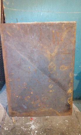 Металическая заготовка на верх печной плиты ,сталь, только самовывоз
