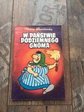 Helena Zawistowska w państwie podziemnego gnoma