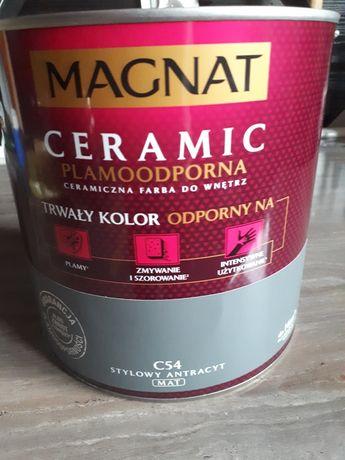 Farba Magnat Ceramic C54 Stylowy antracyt 2 litry