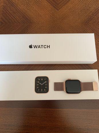 apple watch SE 40 mm gps + cellular rose gold