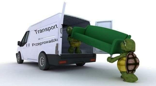 Transport przeprowadzki,przewóz mebli/montaż, RTV-AGD,