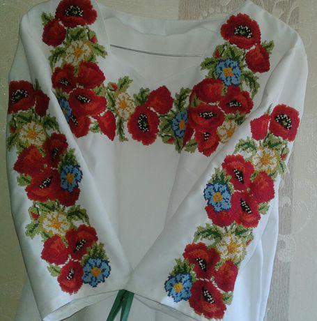 Сорочка жіноча вишита