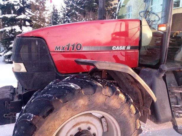 Case mx 135 (110,120,150) Mccormick xtx 165 pneumatyka
