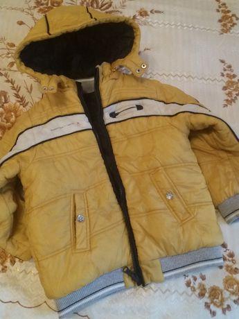 Деми двухсторонняя курточка