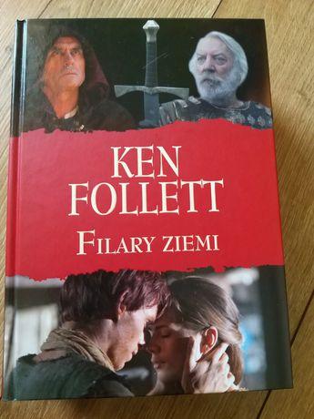 Ken Follett - Filary ziemii twarda oprawa