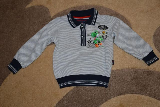 свитер на мальчика 2-3 года