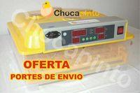 Chocadeira/Incubadora 48 Ovos