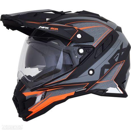 capacete afx fx-41ds eiger adventure