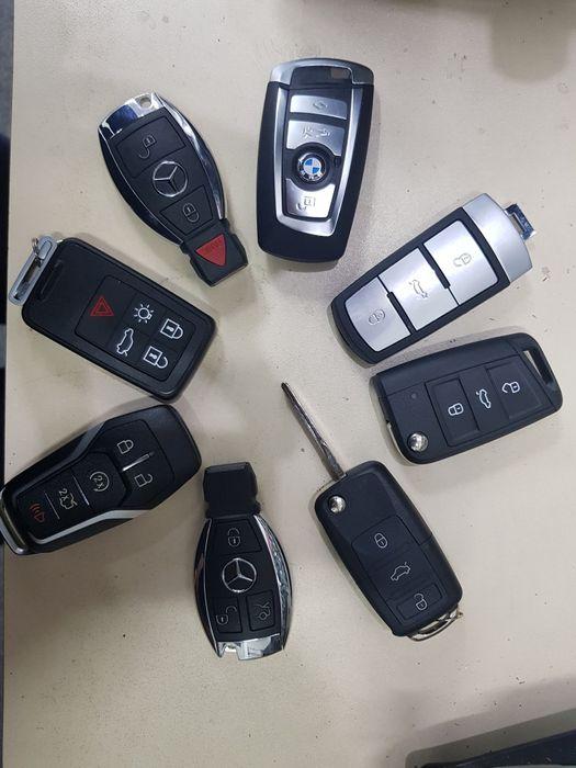 Виготовлення авто ключів всіх типів. Ключі для авто з США! Виноградов - изображение 1