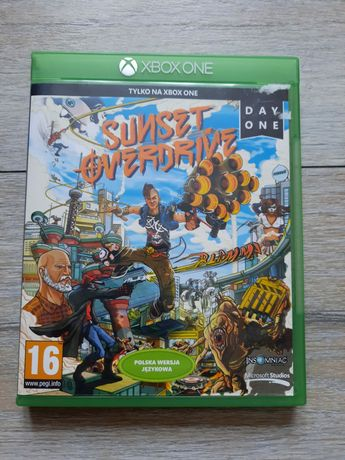 Gra Sunset Overdrive Xbox One